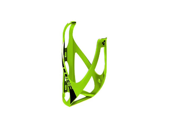 Cube HPP Flaskhållare grön/svart